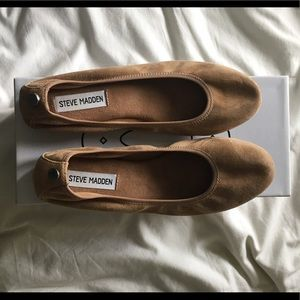 cadcaf3ef0a Steve Madden Shoes - Steve Madden BAMBA flats. Worn twice! So comfy!